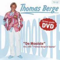 Thomas Berge - De Mooiste - CD+DVD