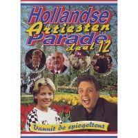 Hollandse Artiesten Parade deel 12 - DVD