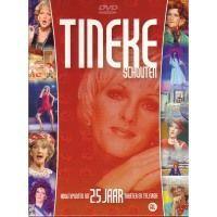 Tineke Schouten - Hoogtepunten uit 25 jaar Theater en televisie - DVD
