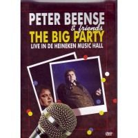 Peter Beense en Friends - The Big Party, live in Heineken Music Hall - DVD