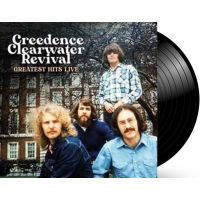 Creedence Clearwater Revival - Greatest Hits Live - LP