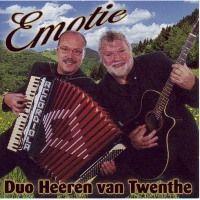 Duo Heeren van Twenthe - Emotie - CD