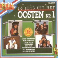 16 Hits uit het Oosten Nr. 1 - Tulpenserie - CD