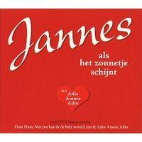 Jannes - Als het zonnetje schijnt (Speciale Valentijns versie)