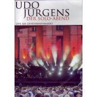 Udo Jürgens - Der Solo-Abend live am Gendarmenmarkt - DVD