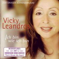 Vicky Leandros - Ich bin wie ich bin - 2CD