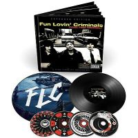 Fun Lovin' Criminals - Come Find Yourself - Deluxe Edition - LP+EP+3CD+DVD