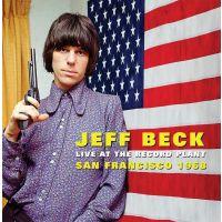 Jeff Beck - Live At The Record Plant - San Francisco 1968 - CD