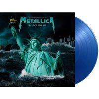 Metallica - Justice For All - Blue Vinyl - LP