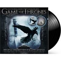 L' Orchestra Cinematique - Game Of Thrones - Newly Recorded Versions - Volume 2 - 2LP