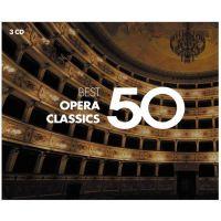 50 Best - Opera Classics - 3CD