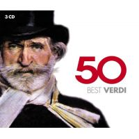 50 Best - Verdi - 3CD