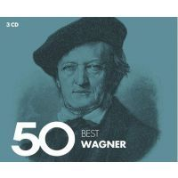 50 Best Wagner - 3CD