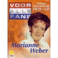 Marianne Weber - Voor alle fans - CD+DVD