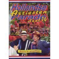 Hollandse Artiesten Parade deel 14 - DVD