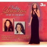 Vicky Leandros - Ich hab die Liebe gesehen - 3CD