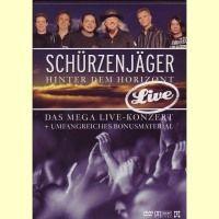 Schürzenjäger - Hinter dem Horizont Live - DVD