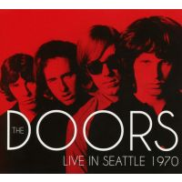 The Doors - Live In Seattle 1970 - CD