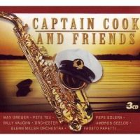 Captain Cook and Friends - 3CD