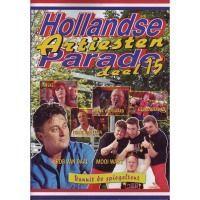 Hollandse Artiesten Parade deel 15 - DVD