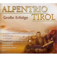 Alpentrio Tirol - Grosse Erfolge - 3CD