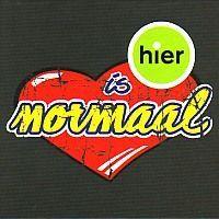 Normaal - Hier is Normaal -  2CD