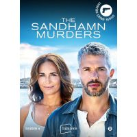 The Sandhamn Murders - Seizoen 4 - 2DVD