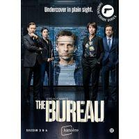 The Bureau - Seizoen 3 & 4 - 4DVD