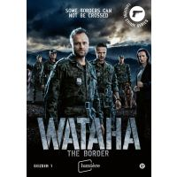Wataha - The Border - Seizoen 1 - 2DVD