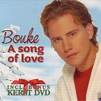 Bouke - A Song Of Love - CD+DVD