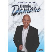 Dennie Damaro - De Beste Clips Van - DVD
