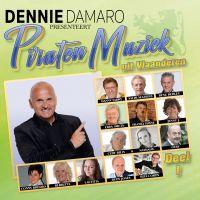 Dennie Damaro Presenteert Piraten Muziek Uit Vlaanderen - Deel 1 - CD