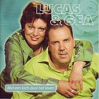 Lucas en Gea - Met een lach door het leven - CD