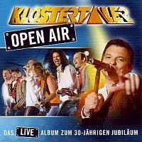 Klostertaler - Open Air, Das Live Album zum 30-Jährigen Jubiläum - CD