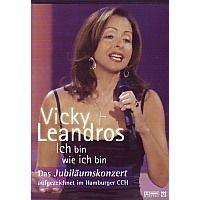 Vicky Leandros - Ich Bin Wie Ich Bin - Das Jubilaumskonzert - DVD