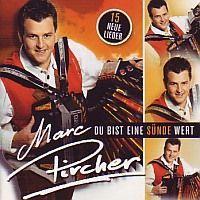 Marc Pircher - Du bist eine Sunde wert - CD