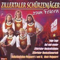 Zillertaler Schürzenjäger - Zum Feiern - CD