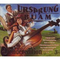 Ursprung Buam - Sonderedition - 3CD