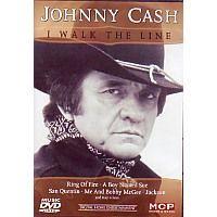 Johnny Cash - I Walk The Line - DVD