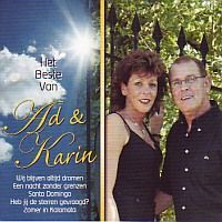 Ad en Karin - Het beste van - CD