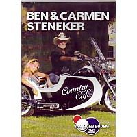 Ben en Carmen Steneker - Country Cafe - DVD