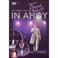 Frans Bauer - Het beste van Frans Bauer in Ahoy - DVD