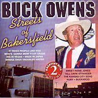Buck Owens - Streets Of Bakersfield Greatest Hits Volume 2 - CD