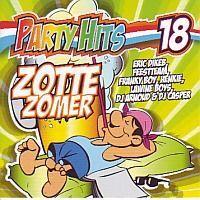 Party Hits - Vol. 18 - Zotte Zomer - CD