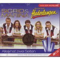 Sigrid und Marina mit Zillertaler Haderlumpen - Alles hat zwei Seiten - 2CD