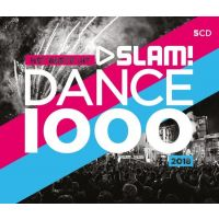 Slam Dance 1000 - 2018 - 5CD