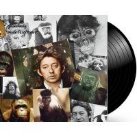 """Serge Gainsbourg - Vu De L'exterieur"""" - LP"""