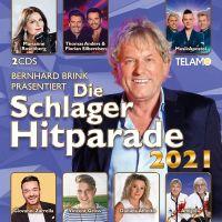 Bernhard Brink Prasentiert - Die Schlager Hitparade 2021 - 2CD