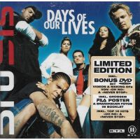Bro'Sis - Days Of Our Lives - CD+DVD