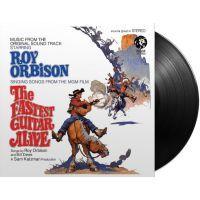Roy Orbison - The Fastest Guitar Alive - Soundtrack - LP